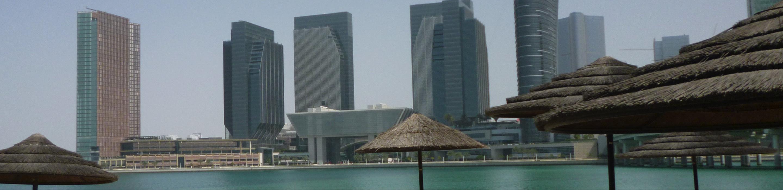 Moje podróże - Emiraty